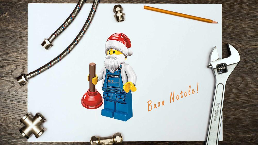 Buon Natale da B.T. Impianti!