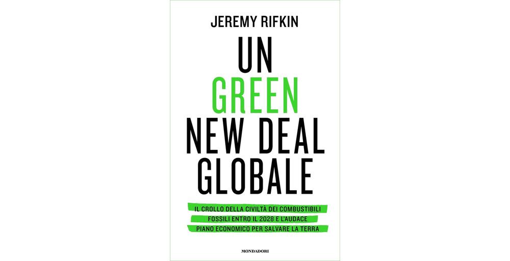 Consiglio di lettura...green!