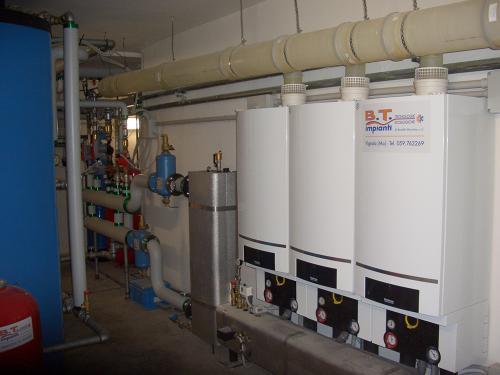Riqualificazione centrali termiche presso vari condomini con impianto centralizzato - 5