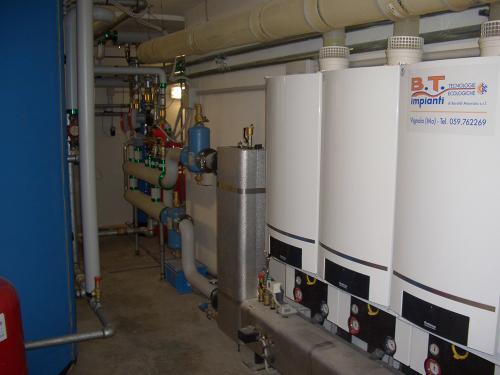Riqualificazione centrali termiche presso vari condomini con impianto centralizzato - 7