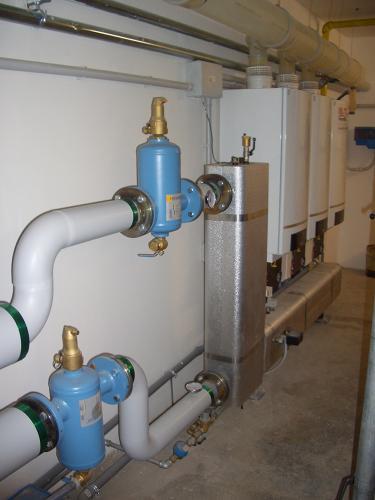 Riqualificazione centrali termiche presso vari condomini con impianto centralizzato - 10