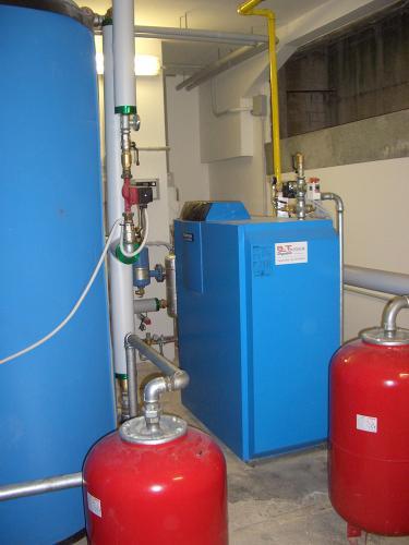 Riqualificazione centrali termiche presso vari condomini con impianto centralizzato - 14