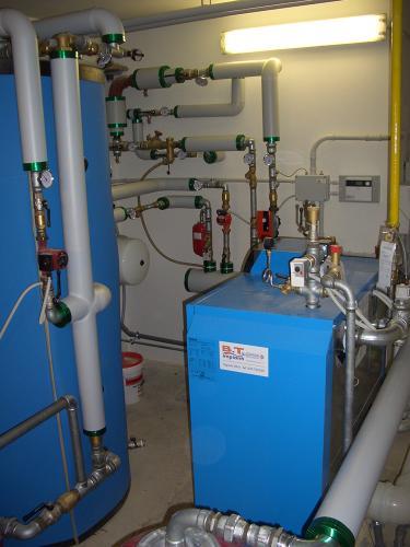 Riqualificazione centrali termiche presso vari condomini con impianto centralizzato - 8