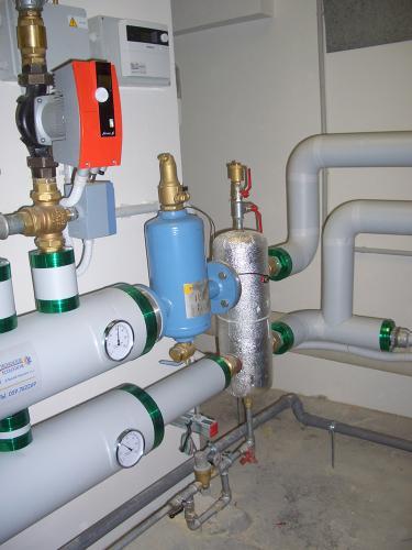 Riqualificazione centrali termiche presso vari condomini con impianto centralizzato - 15