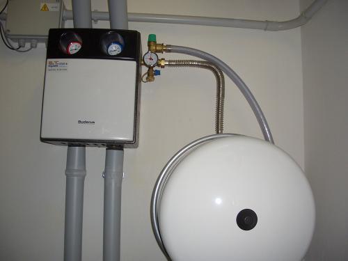 Riqualificazione centrali termiche presso vari condomini con impianto centralizzato - 12