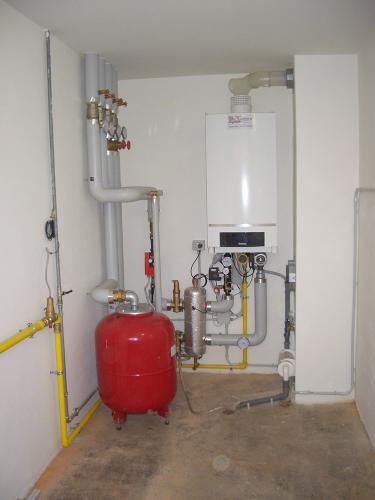 Riqualificazione centrali termiche presso vari condomini con impianto centralizzato - 17