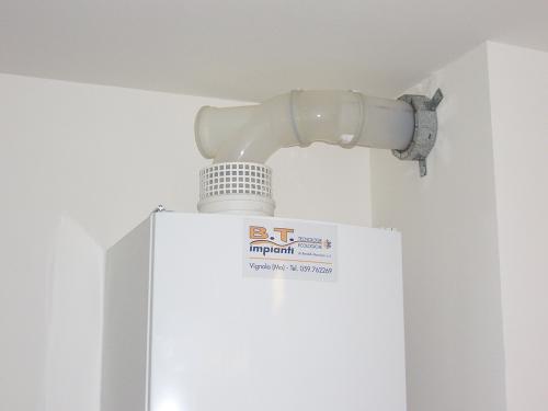 Riqualificazione centrali termiche presso vari condomini con impianto centralizzato - 16