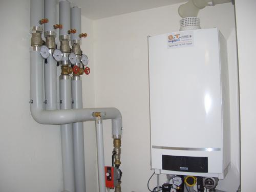 Riqualificazione centrali termiche presso vari condomini con impianto centralizzato - 21