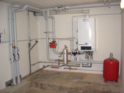 Riqualificazione centrali termiche presso vari condomini con impianto centralizzato - 25