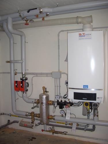 Riqualificazione centrali termiche presso vari condomini con impianto centralizzato - 24