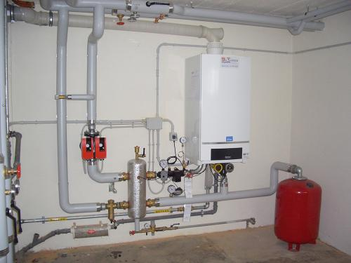 Riqualificazione centrali termiche presso vari condomini con impianto centralizzato - 19