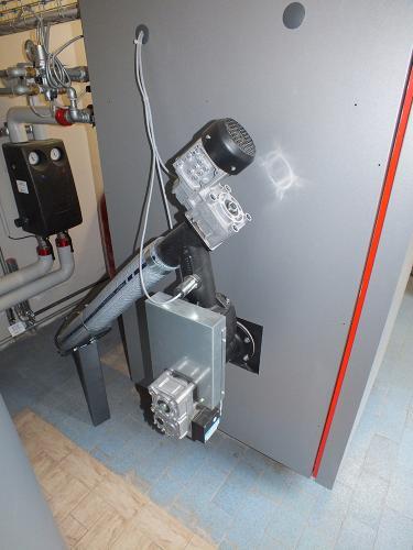 Impianto di riscaldamento e produzione ACS per ristorante con caldaia a pellet - 2