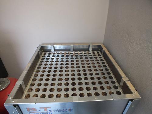 Impianto di riscaldamento e produzione ACS per ristorante con caldaia a pellet - 4