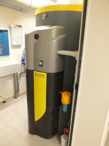 Villa con impianto di riscaldamento e raffrescamento con pompa di calore geotermica - 2