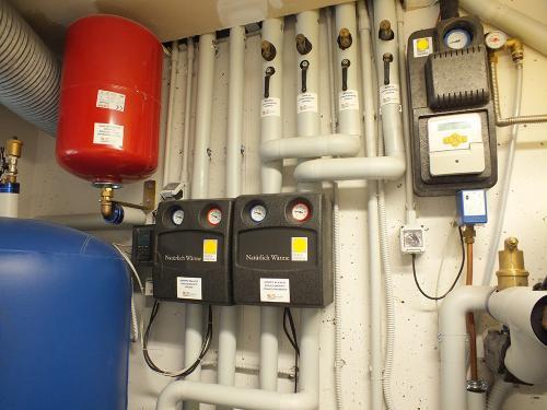 Villa con impianto di riscaldamento e raffrescamento con pompa di calore geotermica - 5