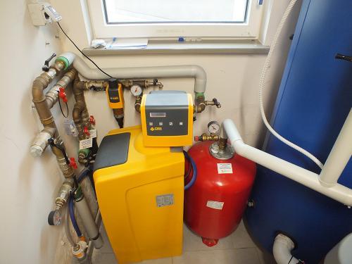 Villa con impianto di riscaldamento e raffrescamento con pompa di calore geotermica - 6
