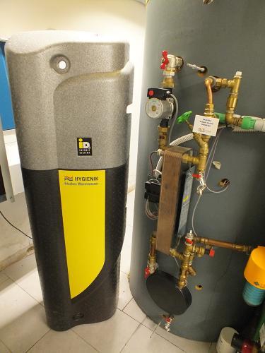Villa con impianto di riscaldamento e raffrescamento con pompa di calore geotermica - 8