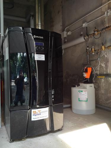 Riqualificazione centrale termica presso centro sportivo comunale - 2