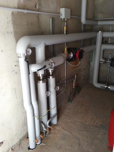 Riqualificazione centrale termica presso centro sportivo comunale - 3