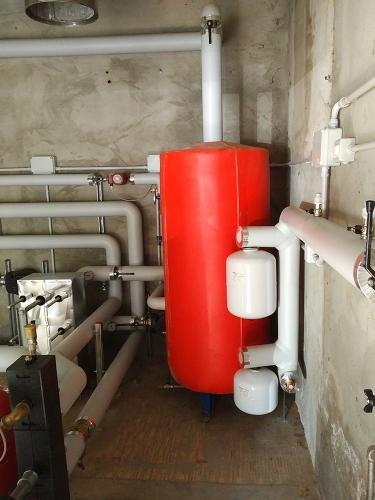 Riqualificazione centrale termica presso centro sportivo comunale - 4