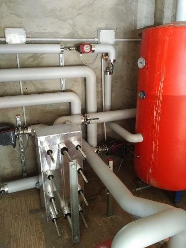 Riqualificazione centrale termica presso centro sportivo comunale - 7