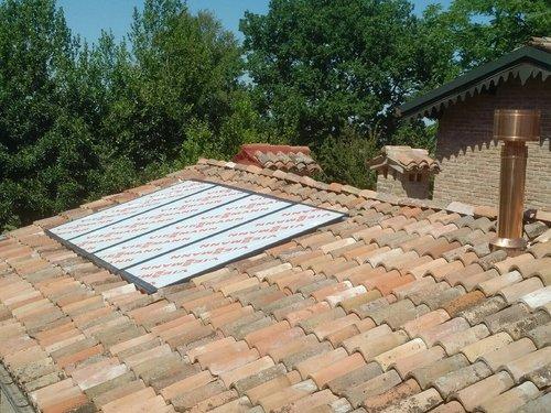 Riqualificazione impianti in Villa bifamiliare con impianto di riscaldamento e produzione di ACS con caldaia a legna, solare termico e pompa di calore - 5