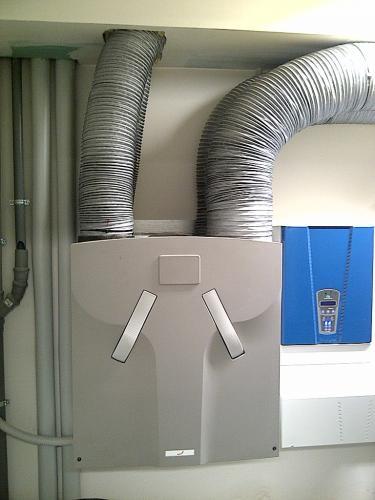 Villa con impianto di riscaldamento e raffrescamento con pompa di calore geotermica - 9