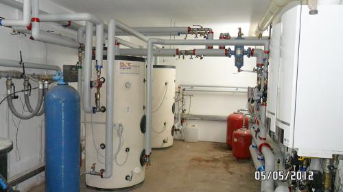 Riqualificazione centrali termiche presso vari condomini con impianto centralizzato - 22