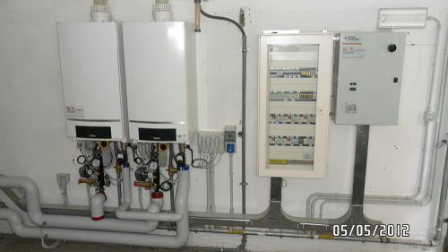 Riqualificazione centrali termiche presso vari condomini con impianto centralizzato - 23