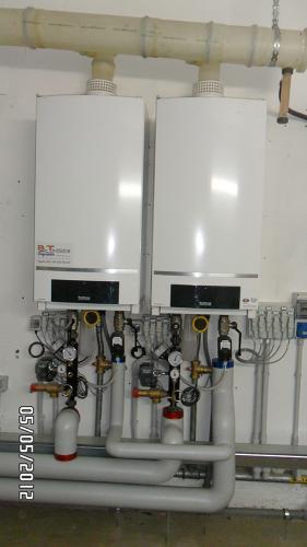 Riqualificazione centrali termiche presso vari condomini con impianto centralizzato - 26